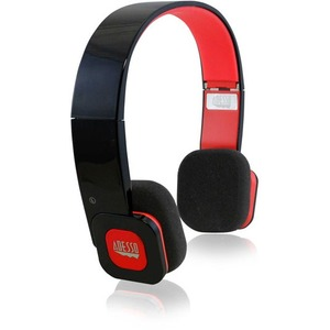 Xtream H2b Over Ear Headphone W/Mic Bluetooth Compact Foldable Black / Mfr. No.: Xtream H2b