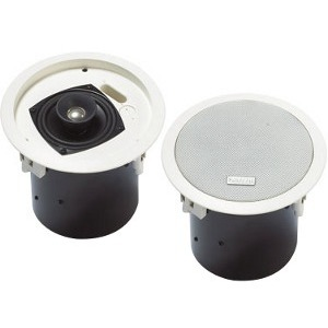 Premium Ceiling Loudspeaker 30w 4in Coax Incld Grille Encl Mnt / Mfr. No.: Lc2-Pc30g6-4