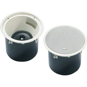 Premium Ceiling Loudspeaker 60 Watt 8in Waveguide Coupled / Mfr. No.: Lc2-Pc60g6-8h