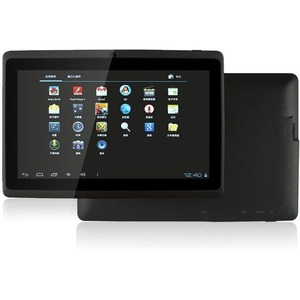 Zeepad 7.0 7in 512m/4g Android 4.1 Wireless Black / Mfr. No.: Wfgv04rc3 7.0dc_Black