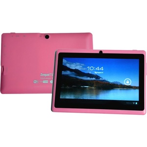 Zeepad 7.0 7in 512m/4g Android 4.1 Wireless Pink / Mfr. No.: Wfgv04rc3 7.0dc_Pnk