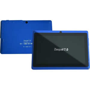 Zeepad 7.0 7in 512m/4g Android 4.1 Wireless Blue / Mfr. No.: Wfgv04rc3 7.0dc_Blu