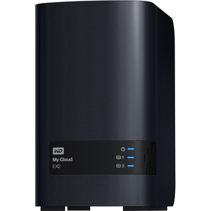 My Cloud Ex2 NAS 8tb Personal Cloud Storage / Mfr. No.: Wdbvkw0080jch-Nesn