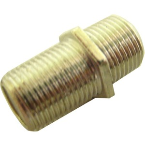 10pk F/F Coupler Connector Inline F-81c / Mfr. No.: 75-520-Wh-10