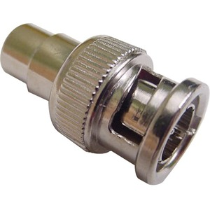 10pk BNC Male To RCA Female 75-Ohm Adapter / Mfr. No.: 75-694-10