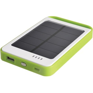 1port Solar USB Charger 6000mah 2.1a USB Cable Included / Mfr. No.: Cpp100sp
