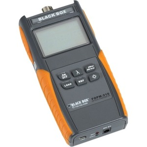 Optical Power Meter Deluxe With / Mfr. No.: Fopm-210