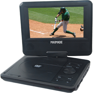 Azend 7in Portable DVD Player / Mfr. No.: Mdp701