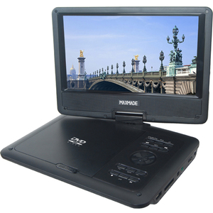 Azend 9in Portable DVD Player / Mfr. No.: Mdp919