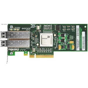 Brocade 825 Dp 8gbps Fc Hba Disc Prod Rplcmnt Prt See Notes / Mfr. No.: 331-0238