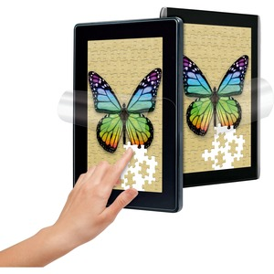 Natural View Fingerprint Fading Screen For Galaxy Tab2/Note / Mfr. no.: NVFF828038