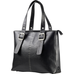 Ladies Black Tote For Notebook / Mfr. no.: F3W13AA