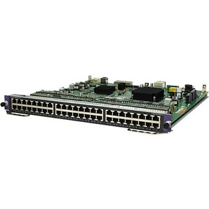 HP 7500 48-Port 1000Base-T PoE+ SC Module