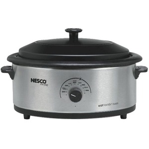 Nesco 6qt Ss Roaster Cook Oven / Mfr. Item No.: 4816-25-30