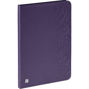 Folio Expressions Case For IPad Air - Floral Purple / Mfr. No.: 98527