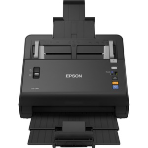 Workforce Ds-760 Sf 600dpi Lgl Clr 45PPM/90ipm USB 80pg Adf Tw / Mfr. No.: B11b222202