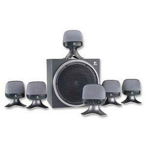 Logitech X-620 Multimedia Home Theatre Speaker System