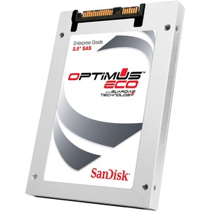 1.6tb Optimus Eco Ssd Sas 2.5in 6gb/S 19nm Mlc / Mfr. No.: Sdlloc6r-016t-5ca1