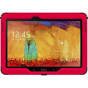 Kraken Ams 2014 Red Case For Samsung Galaxy Note10.1 / Mfr. No.: Ams-Sam-Gnote10-Red