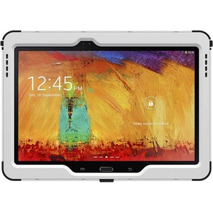 Kraken Ams 2014 White Case For Samsung Galaxy Note10.1 / Mfr. No.: Ams-Sam-Gnote10-Wt