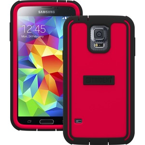 Cyclops 2014 Red Case For Samsung Galaxy S5 / Mfr. No.: Cy-Ssgxs5-Rd000