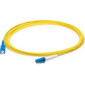 6m Smf Lc/Sc 9/125 Simplex Yellow Os1 Patch Cable / Mfr. No.: Add-Sc-Lc-6ms9smf