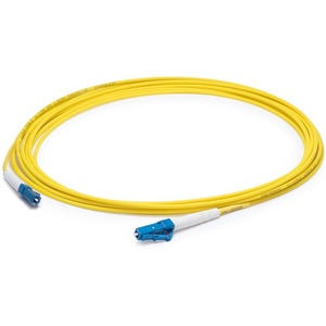 3m Smf Lc/Lc 9/125 Simplex Yellow Os1 Patch Cable / Mfr. No.: Add-Lc-Lc-3ms9smf