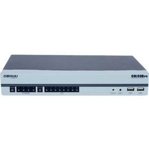 8port Universal Voip Adapter Sup Supports 9 Sip Svcs Obitalk Mgm / Mfr. No.: Obi508