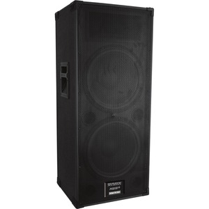Propower Plus 600w 2way Speaker With Dual 12in Woofers / Mfr. No.: Ps 215+
