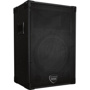 Propower 2way Active Speaker With 15in Woofer / Mfr. No.: Ppas 115+