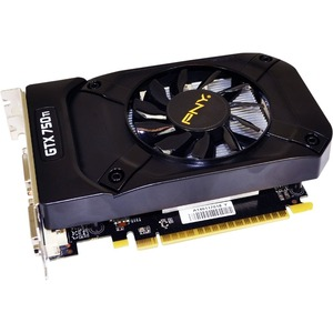 Geforce Gtx 750ti 2gb PCIe Ddr5 Dual DVI Mini HDMI / Mfr. No.: Vcggtx750t2xpb