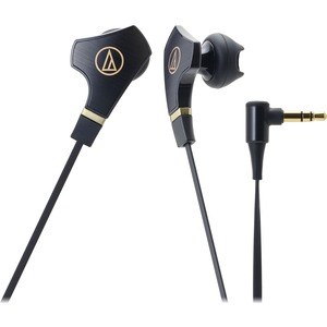 Audio Technica Sonic Fuel In-Ear Ear Bud - Black / Mfr. No.: Ath-Chx7bk