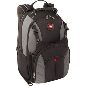 Swissgear Sherpa Dx Backpack Grey Fits Up To 16in Laptop / Mfr. No.: 28016050