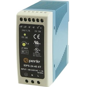40w 24v Idps-24-40-Xt Power Supply For Din Rail / Mfr. No.: 07012030