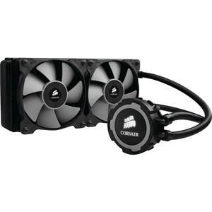 Hydro Series H105 CPU Cooler High Performance 240mm Radiator / Mfr. No.: Cw-9060016-Ww