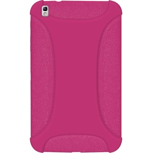 Hot Pink Silicone Skin Jelly Case For Samsung Galaxy Tabpro / Mfr. no.: AMZ96938