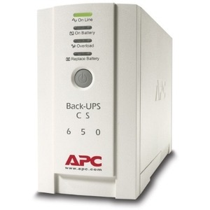 International Back-Ups 650va Standby 230v 6outlet / Mfr. No.: Bk650ei
