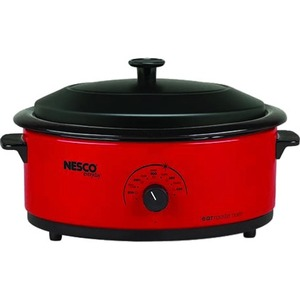 Nesco 6qt Roaster Oven Red / Mfr. Item No.: 4816-12