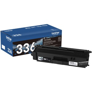 Brother® Laser Cartridge High Yield TN336BK Black