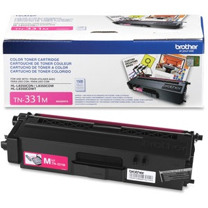Tn331m Magenta Toner For Hll8250cdn 8350cdw 8350cdwt / Mfr. No.: Tn331m