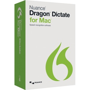 Dragon Dictate For Mac 4.0 Us English Keycard Retail / Mfr. No.: S601b-G00-4.0