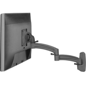 K2 Wall Mnt Single Display 2l Arm Black / Mfr. No.: K2w120b