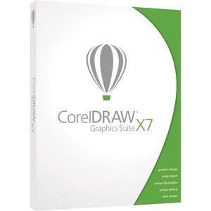 Acad Coreldraw Graphics Suite X7 DVD Case / Mfr. No.: Cdgsx7mlDVDa