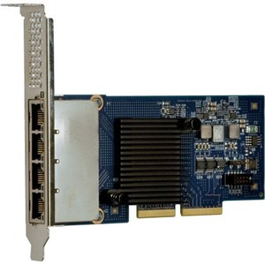 Intel I350-T4 Ml2 Quad Port Gbe / Mfr. No.: 00d1998