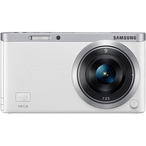 Nx Mini White With 9-27mm Lens And Flash / Mfr. No.: Ev-Nxf1zzb2hus