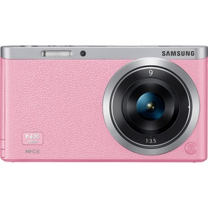 Nx Mini Pink With 9-27mm Lens And Flash / Mfr. No.: Ev-Nxf1zzb2qus