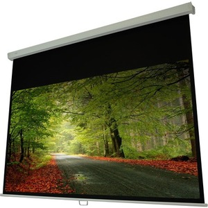 Elunevsion Atlas 84in Csr 4x3 Maual Projection Screen / Mfr. No.: Ev-M2-84-1.2-4:3