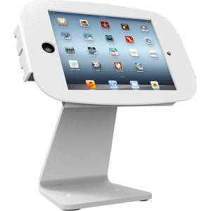 Inspace 360 IPad Enclosure Rotating And Swiveling Stand Wh / Mfr. No.: 303w224senw