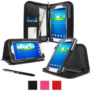 Roocase Executive Folio Black Case Samsung Lite 7in / Mfr. No.: Rc-Galx7-Lite-Exe-Bk