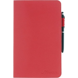 Roocase Dual-View Folio Red Samsung Galaxy Tab Pro 8.4in / Mfr. No.: Rc-Galx8.4-Pro-Dv-Rd